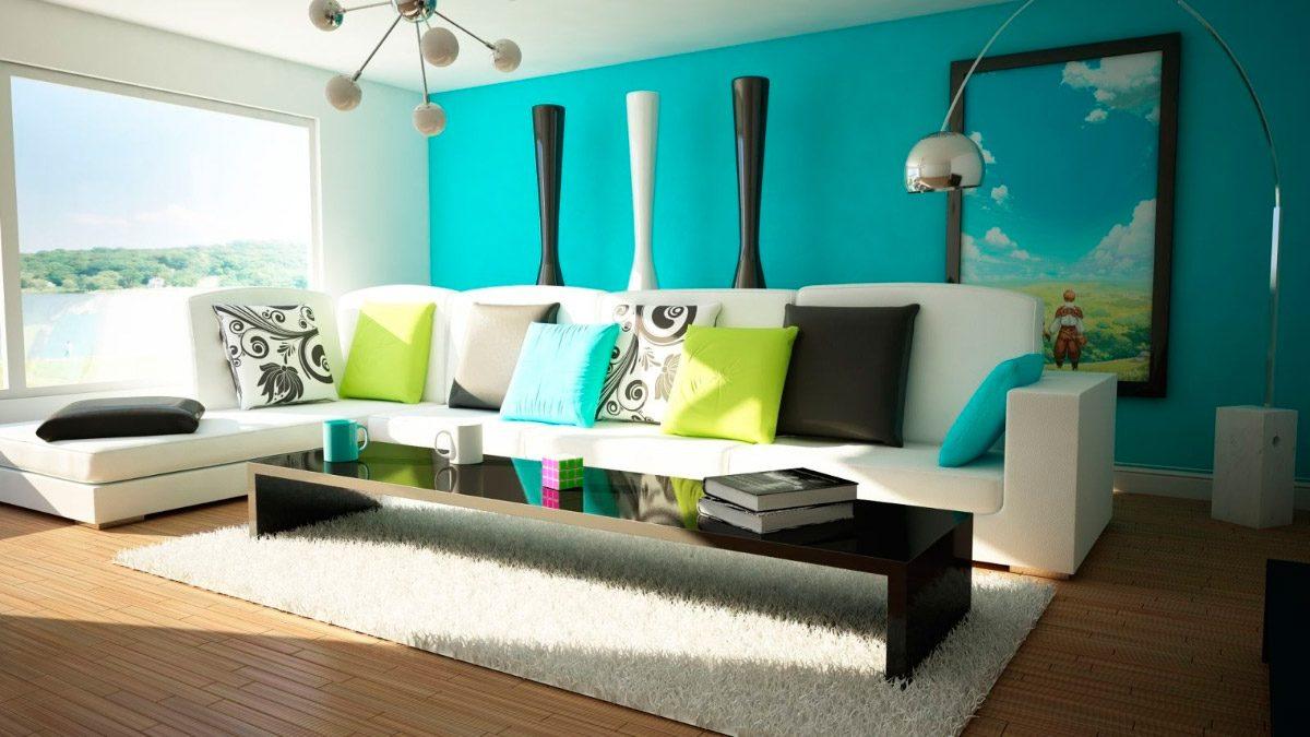 Colores en salones Feng Shui :: Imágenes y fotos