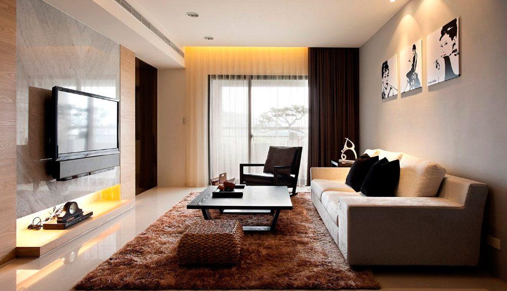 Decoraci n de salones modernos for Salones modernos pequenos