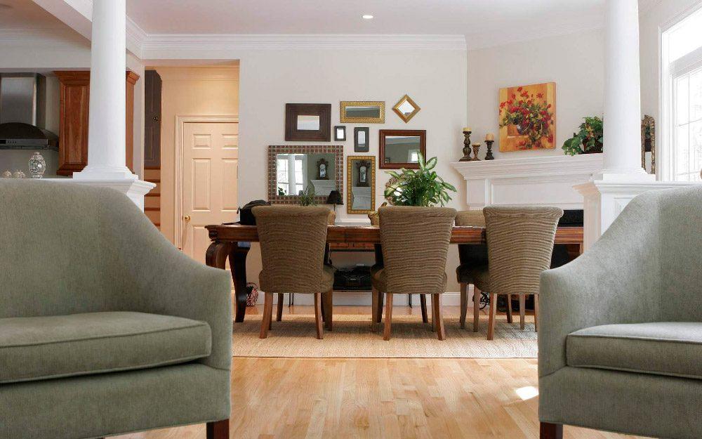 Galería de imágenes: Cómo decorar un salón comedor