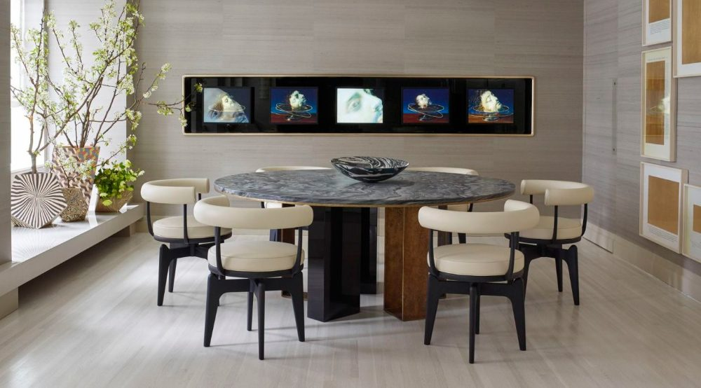 Ideas para decorar un sal n comedor - Ideas decorar salon comedor ...