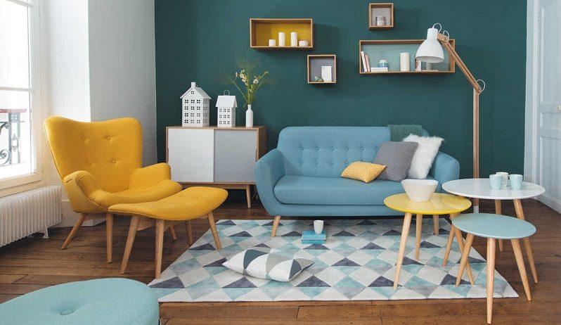 Ideas para pintar el salón