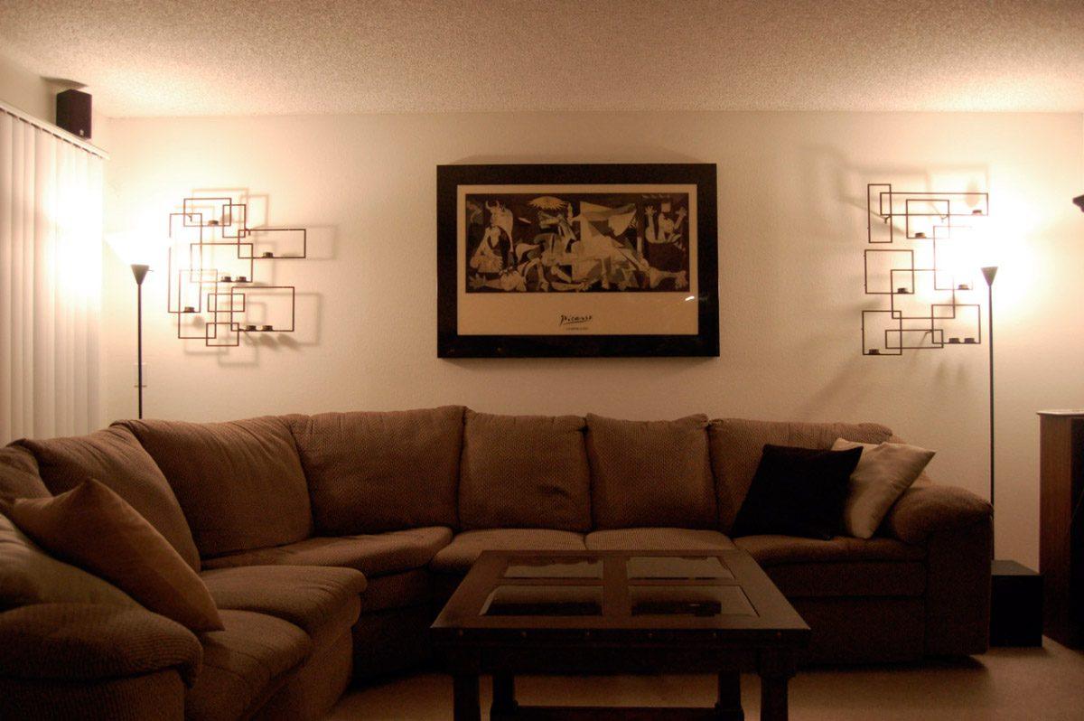 Iluminacion salon moderno lmpara para saln de estilo - Iluminacion salon moderno ...