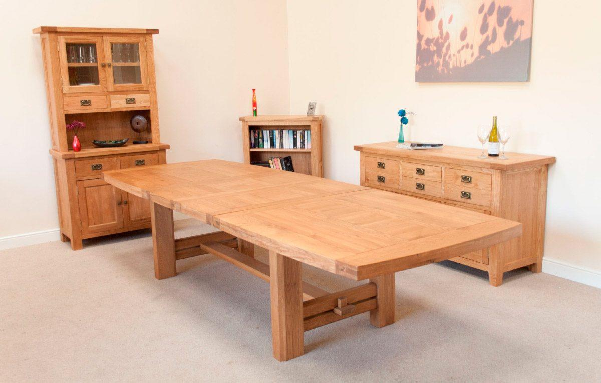 Mesas extensibles for Mesas de comedor plegables baratas