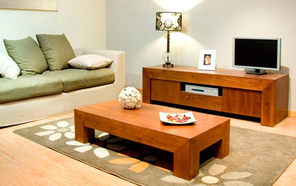 Muebles auxiliares para salones peque os im genes y fotos for Muebles de salon pequenos