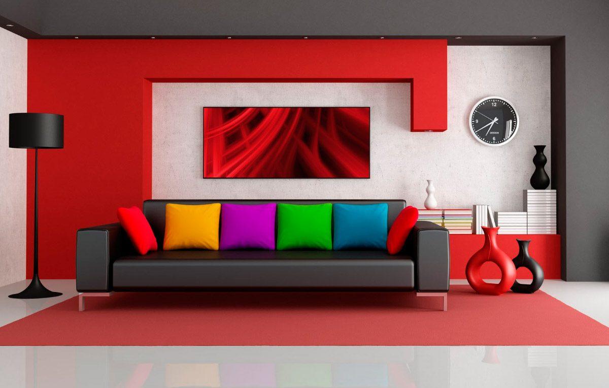 Muebles De Sal N Modernos Im Genes Y Fotos # Muebles Cuadrados