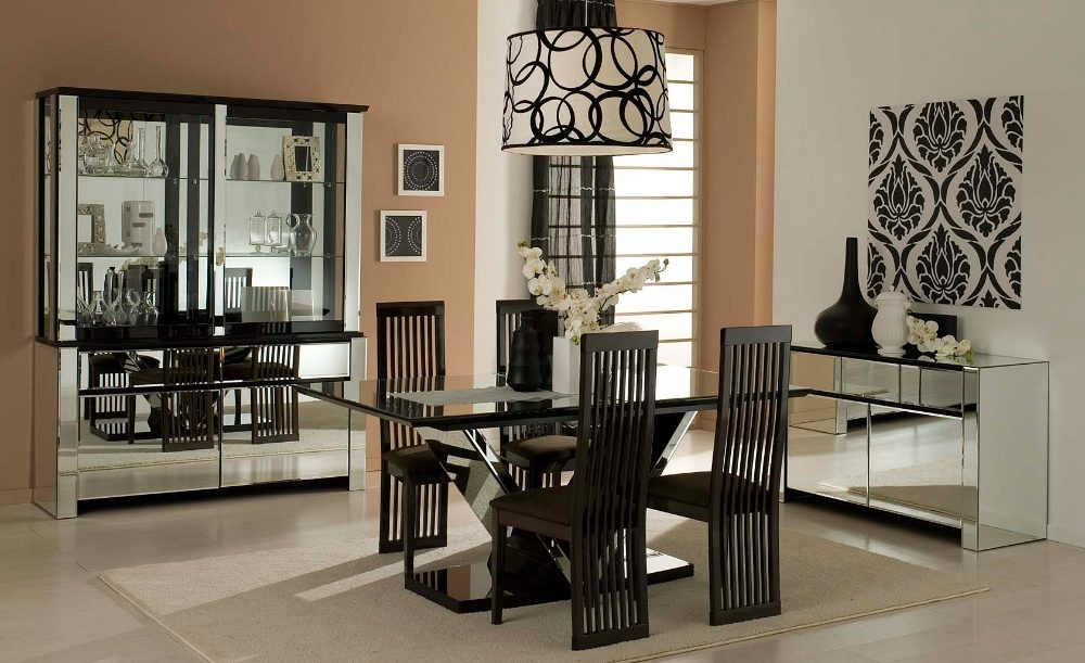 paredes de un saln comedor with decorar pared comedor