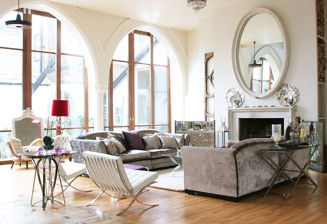 beautiful mirrors for living room ideas para salones con espejos 22571