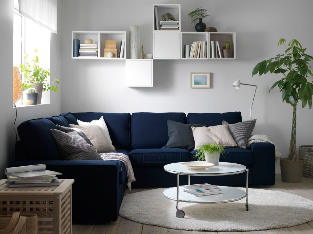 Salones cl sicos ikea for Salon clasico blanco