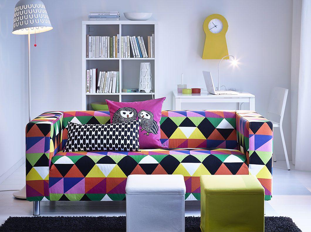 Salones modernos ikea for Salones modernos para pisos pequenos