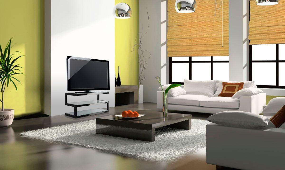 Galer a de im genes decoraci n de salones minimalistas - Decoracion salones modernos ...