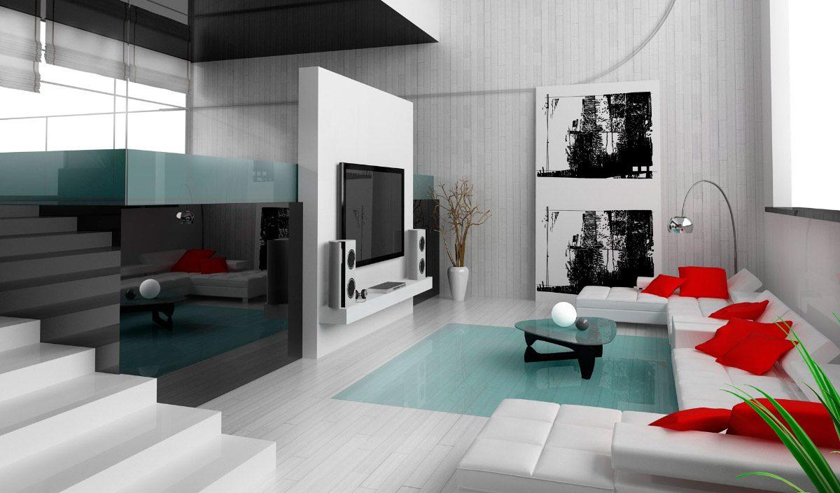Salones minimalistas Imgenes y fotos