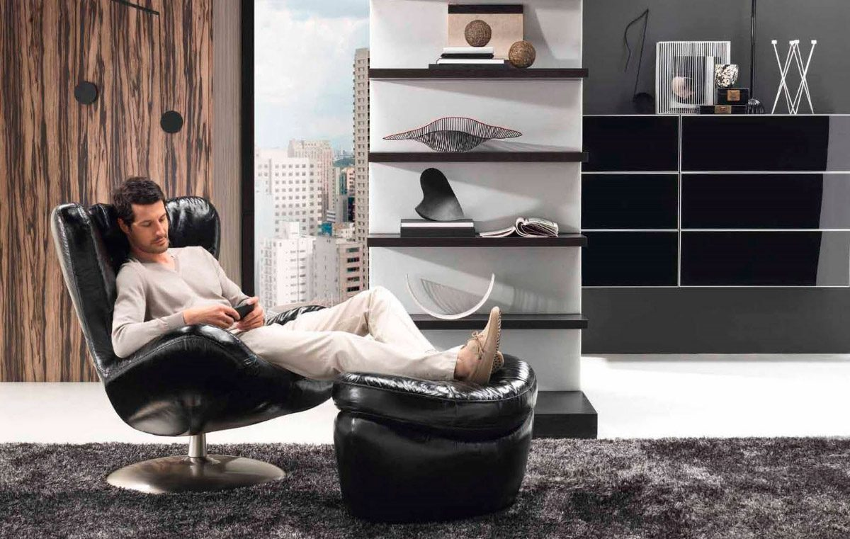 Sillones para el sal n for Sillon relax lectura
