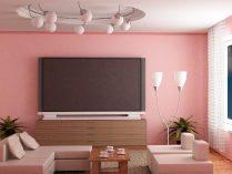 Colores y iluminación del salón :: Imágenes y fotos