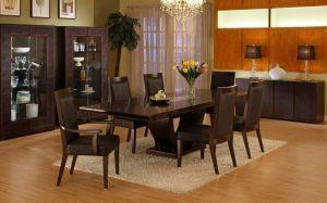 Decorar salon comedor rectangular ideas para decorar una for Amueblar salon comedor pequeno