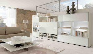ideas para la decoracin de salones blancos