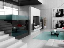 Salones minimalistas :: Imágenes y fotos